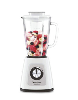 Moulinex Blendforce 1.7 Liter Glass Jug blender LM435127