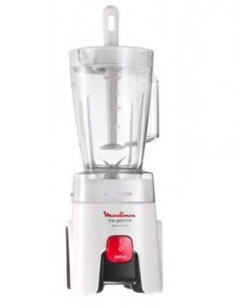 Moulinex Blender 450 Watt 1.5 Liter White LM241025