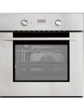 FRANCE Build in electric oven Inox FBE90