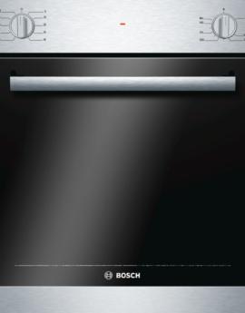 Bosch Serie | 4 Gas built-in oven HGL10E150