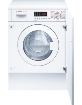 BOSCH Serie | 6 integrated washer dryer7/4 kg 1400 rpm WKD28541EU