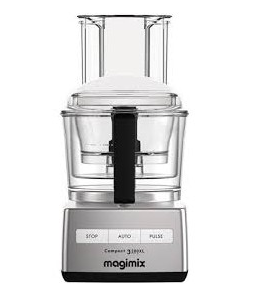 Magimix Food Processor Chrome MX3200CH