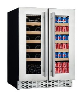 G3 Ferrari Wine & Beverage Cooler Build In DSWBC40BDZ