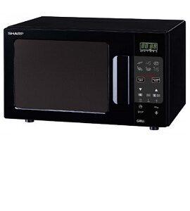 Sharp Black Microwave R667