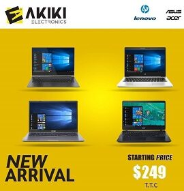 Brand New Laptops (HP, Lenovo, Asus and Acer)