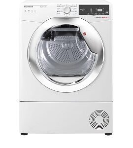 Hoover 80 Heat Pump Condenser Dryer 10kg DXH10A2TCE
