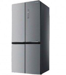 Midea Refrigerator 4 DOORS – 637L – No Frost  HC-840WEN