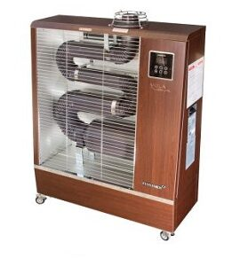 Airrex Vola Infrared Heater (2002 F / AH200 Wood) no FAN