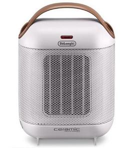 De'Longhi Up-Right Ceramic Fan Heater DHF-HFX30C18.IW