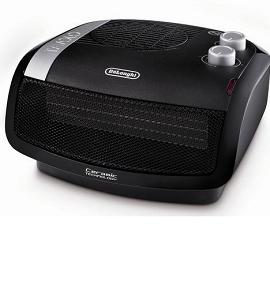 De'Longhi Desk Top Ceramic fan heater DHF-HTC4030BK