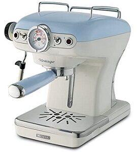 Ariete Coffee Machine Vintage Blue 1389/15