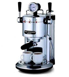 Ariete Cafe Novecento Vintage Style Pump Coffee Machine 1150 W 1387