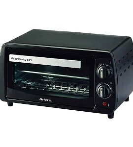 Ariete Electric Oven 10L Black 800W 980