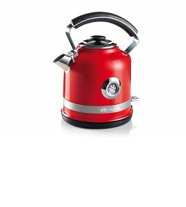 Ariete Moderna Electric Kettle Red 2200W 2854/00