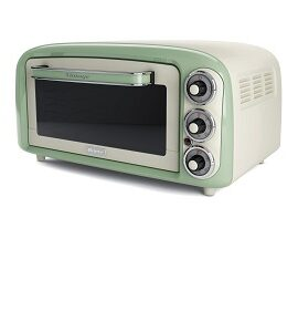 Ariete Vintage Electric Oven Green 979/04