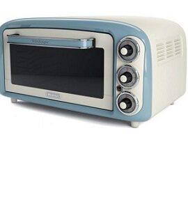 Ariete Vintage Electric Oven Blue 979/05