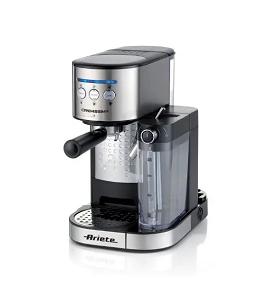 Ariete Coffee Machine 1470 Watt Stainless Steel 1384