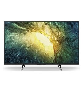 SONY LED TV 65 4K Ultra HD, High Dynamic Range (HDR) Smart TV (Android TV) 65X7500H