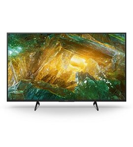 SONY LED TV 49 4K Ultra HD HDR Processor X1 High Dynamic Range (HDR) Smart TV (Android TV) 49X8000H