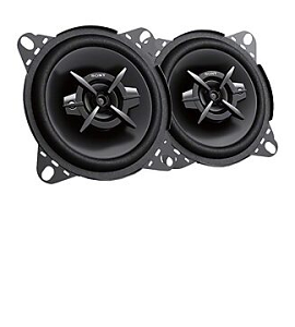 "Sony 10cm (4"") 3-Way Coaxial Speakers XS-FB103E"