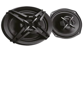 Sony 3-WAY Coaxial Speakers XS-FB693