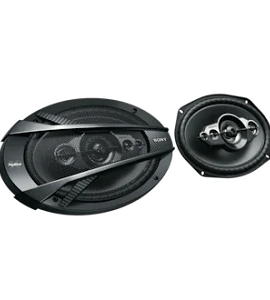 "Sony 16 x 24cm (6 x 9"") 5-Way Coaxial Speaker XS-XB6951"
