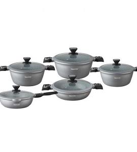 Royal Gourmet Cookware 10 Pcs Set SCW40