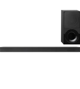 Sony 2.1ch Dolby Atmos® / DTS:X™ Soundbar with Bluetooth® technology | HT-X9000F