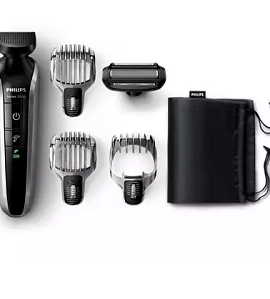 Philips 5-in-1 Head to toe trimmer QG3382