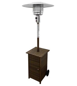 Queen Chef Outdoor Gas Patio Heater
