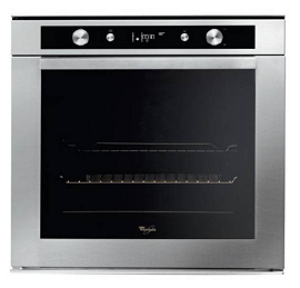 Whirlpool Built-in Oven Fusion 60CM AKZM-657IXL