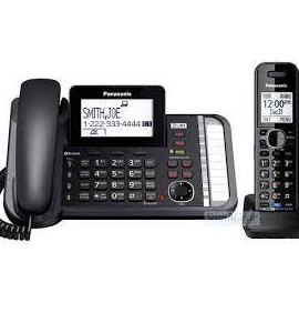 Panasonic 2 Lines Base & 1 Handy KX-TG9581