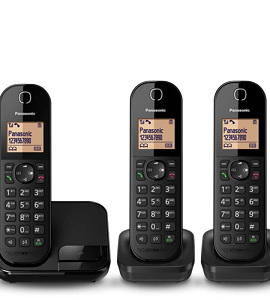 Panasonic *NEW MODEL* 3 Handset KX-TGC413