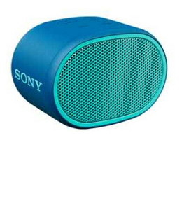 Sony BlueTooth SPEAKER Blue SRS-XB01/LCE