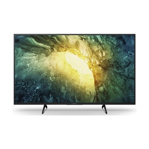 SONY LED TV 75 4K Ultra HD, HDR Processor X1, High Dynamic Range (HDR), Smart TV (Android TV) 75X8000H