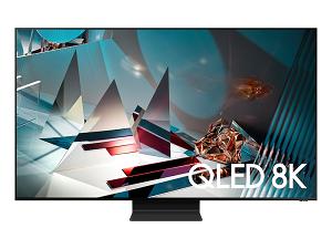 "Samsung Tv 65"" Class Q800T QLED 8K UHD HDR Smart TV QE65Q800"