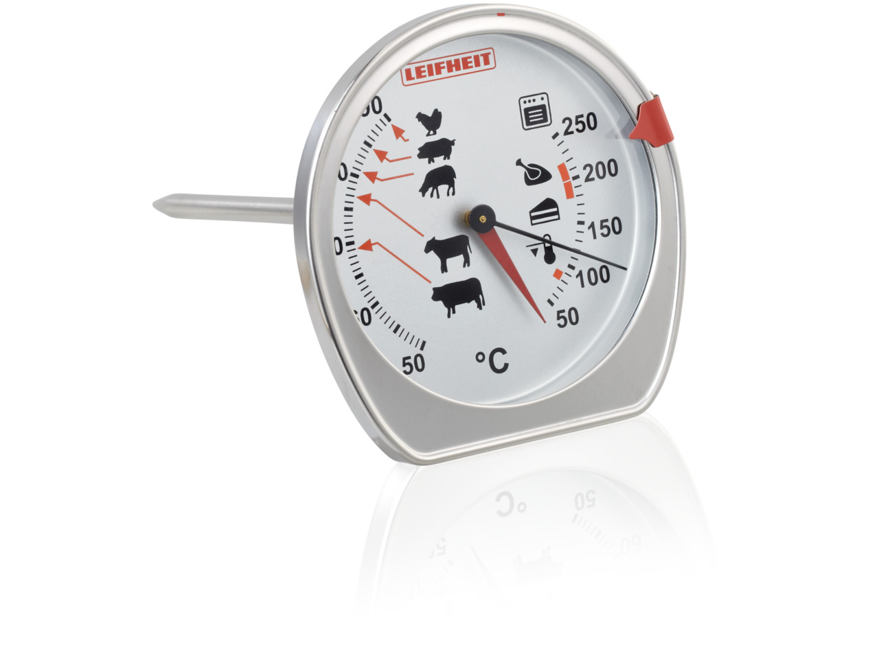 LEIFHEIT 3096 MEAT-OVEN THERMOMETER