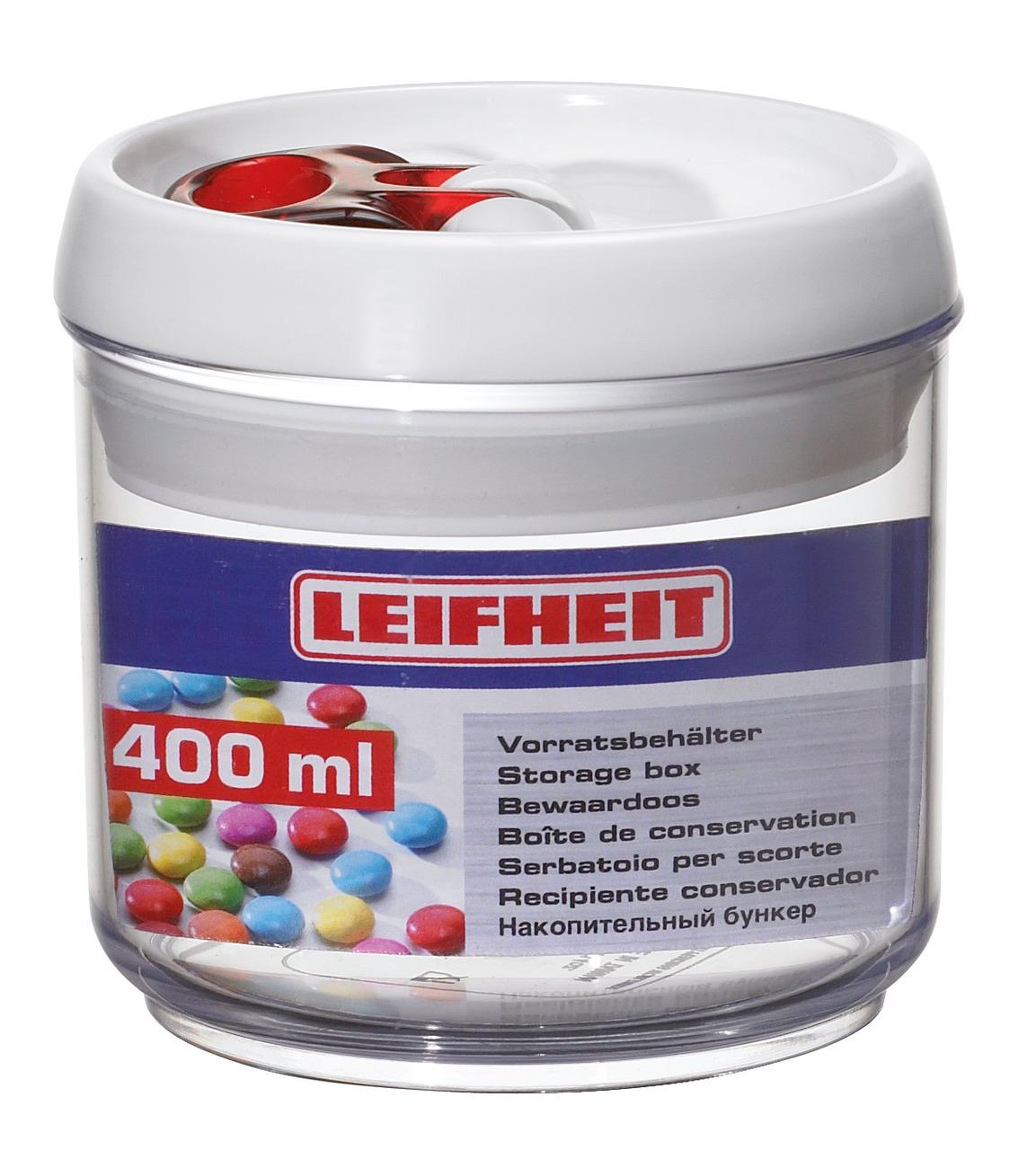 LEIFHEIT 31198 STORAGE CONTAINER AROMA FRESH COFFEE 400 ML