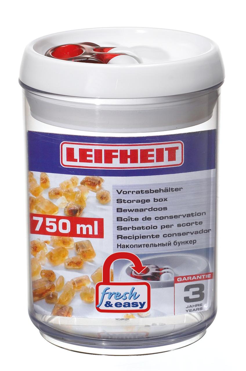 LEIFHEIT 31199 STORAGE CONTAINER.AROMAFRESH 750ML