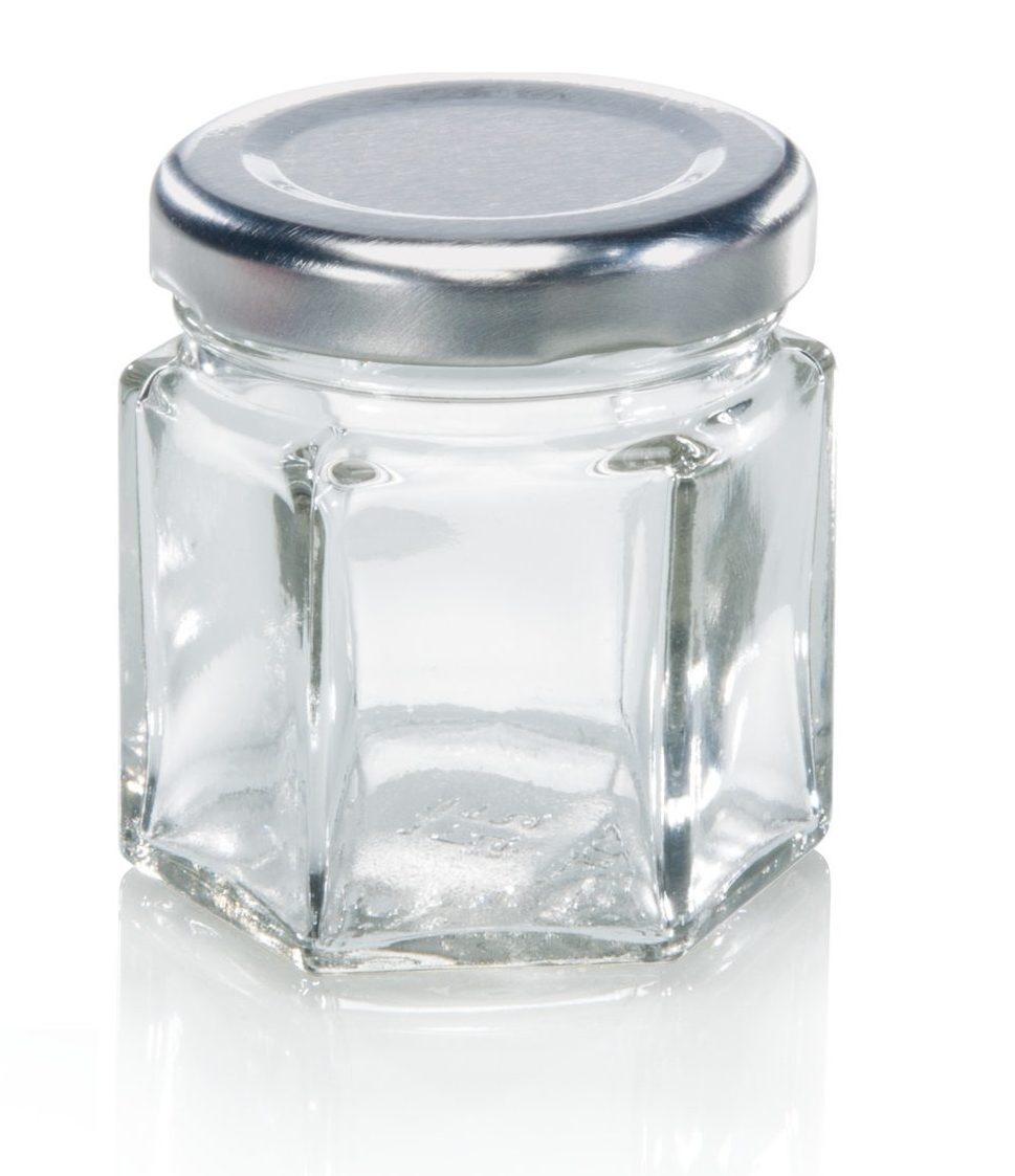 LEIFHEIT 3208 Hexagonal jar 47 ml