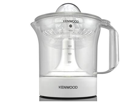 Kenwood Je280 1l 40 Watt White Plastic Citrus Juicer 2