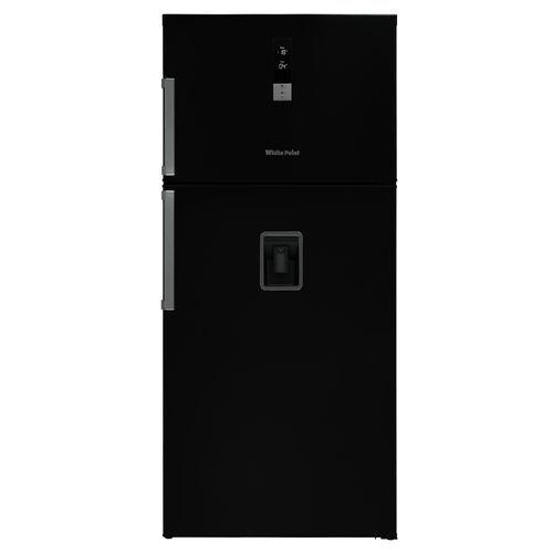 Vestel WPR 640 DWDB Top Mount Digital Refrigerator 24 FT WPR640BD