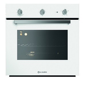 Smalvic Oven 60cm Best White FI-64GETC