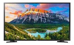 SAMSUNG TV 43 Flat Smart FHD LED TV Receiver Built -In