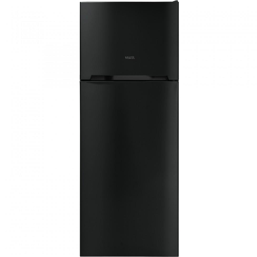 Vestel Refrigerator No-Frost 480 LT Black NF480BL