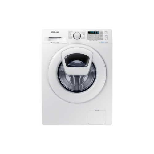 Samsung Front Loading 7kg Washing Machine, Add Wash, White 2