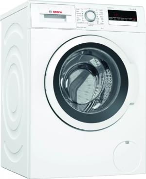 BOSCH Serie | 4 washing machine, frontloader fullsize8 kg 1000 rpm WAK20260ME