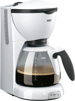 Braun Pure Aroma KF520 Coffee Maker - White