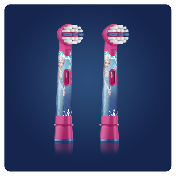 Oral-B Stages Kids Frozen Replacement Brush Heads 2Pk EB10K 2