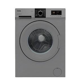 Vestel W8104 TDS Silver Washing Machine front load